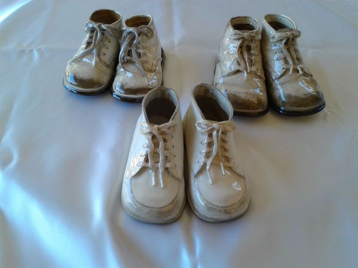 An Alternative To Bronzing Preserve Your Child S Shoes In