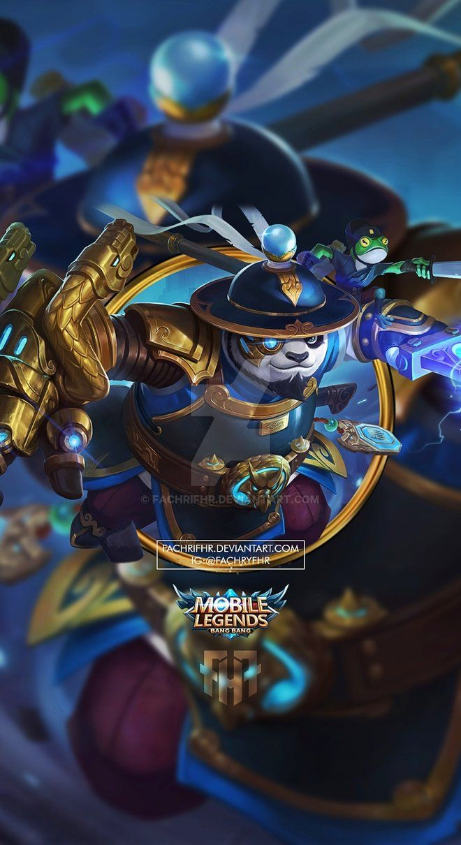 Wallpaper Phone Akai Imperial Assassin By Fachrifhr Gambar Naga Desain Karakter Game Gambar