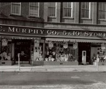History of Spencer WV, Murphy 5&10 Store