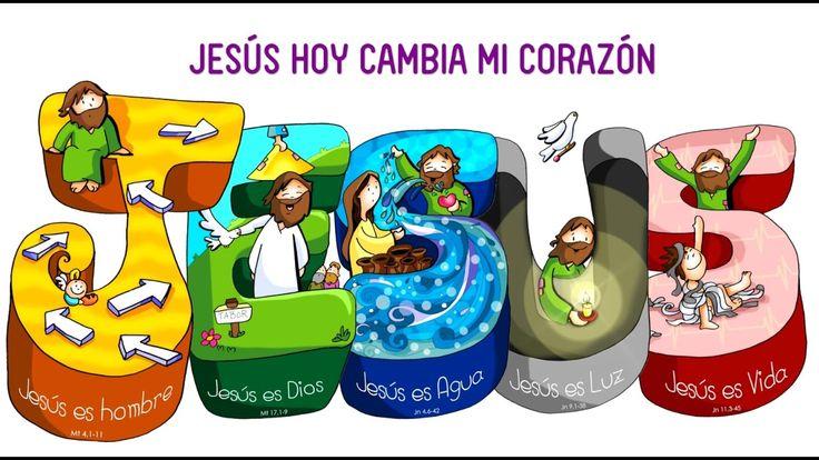 JESÚS ES (Unai Quirós)