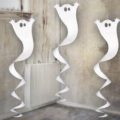 1 Hängespirale Gespenst repinned by www.landfrauenverband-wh.de #landfrauen #lfv wü-ho #kreativ
