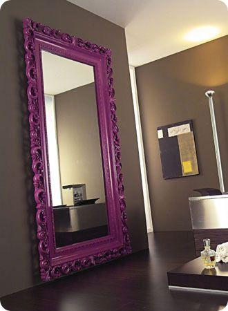 New Orleans Decor Mirror