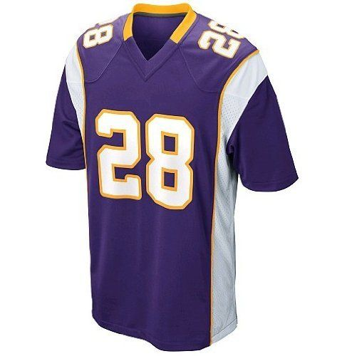 Peterson Jersey Minnesota Vikings Adrian Peterson Color Purple Elite Jerseys (44(L)) by NFL. $50.99. Thank you for coming to our store, We store the name: 1st DOING, our shipping options : DHL, more quickly let you receive the goods, the goods we will inform you, let you know timely tracking ship,  In the us fill the tracking number, need to query the friend please to DHL trace waybill number, you have any questions please tell us in time, when you received the goods, please ...