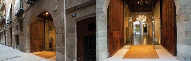Un hotel de casi 2000 años