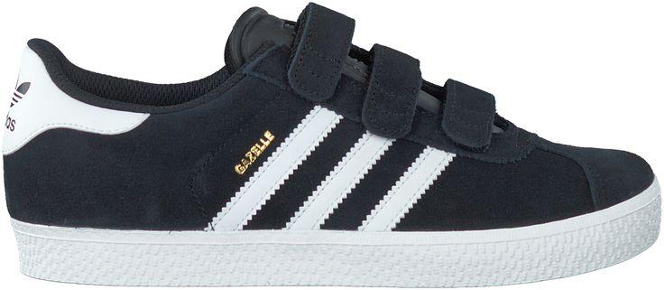 toffe Zwarte Adidas Sneakers GAZELLE KIDS