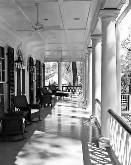 This Porch Is Perfect For Sitting Back And Relaxing Swift Treadwell Company