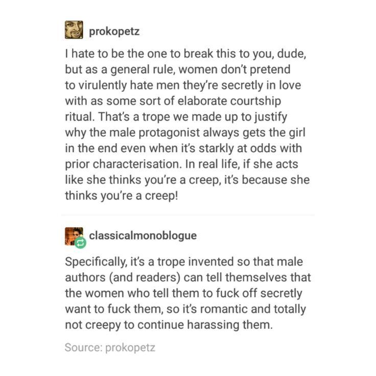 tumblr textpost funny lol relatable meme hilarious memes women men feminism sexism feminist sexist