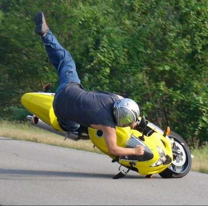 16 Fatal Motorcycle Racing Crashes That Will Shock You With