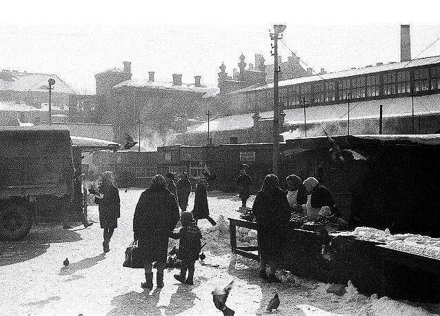 1968. gads, Vidzemes tirgus.