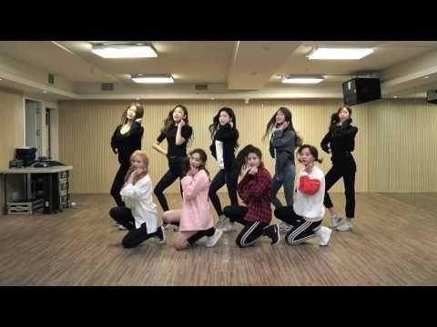 gugudan (구구단) - 나 같은 애 (A Girl Like Me) Dance Practice (Mirrored) - YouTube