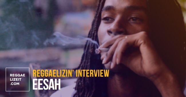 INTERVIEW: Eesah @ Kingston, Jamaica - February 2016  #cannabis #EDBEntertainment #Eesah #EesahInterview #interview #interviewreggaelizeit #J.O.Ecamp #Jahkime #Jahkimeinterview #Kannabis #LordsoftheLand #marijuana #ReggaelizinInterview #ReggaelizinInterviews #ReggaelizinJA #Roots&Chalice #SilkkiWonda #teflon #VeggieMealsonWheels #VinylThursdays #ZincFenceRecords