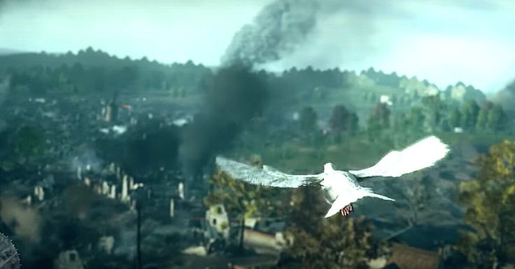 Battlefield 1 Lets You Fly Over the Chaos of WWI Trench Warfare – Playing as a Carrier Pigeon (Video)