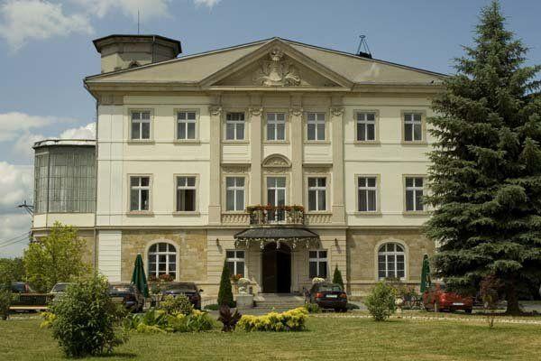 Palace Brunow, Lwowek Slaski, Lower Silesia, Poland.