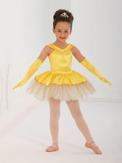 Be Our Guest - Style 0458 | Revolution Dancewear Children's Dance Recital Costume