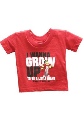 Infant/Toddler I Wanna Grow Up To be... | Wabash College
