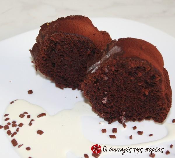Νηστίσιμο κέικ με κακάο #sintagespareas #cake