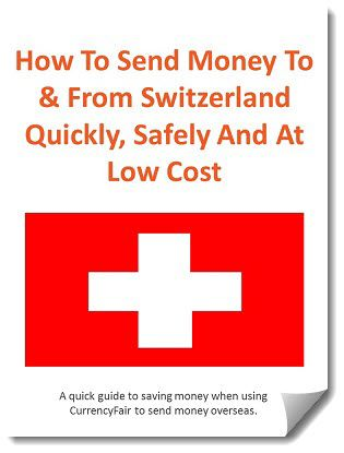 Send money to and from Switzerland