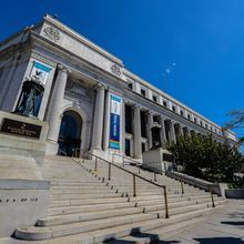 The Smithsonian National Postal Museum, located next to Union Station in Washington, DC, is open seven days a week from 10 a.m. to 5:30 p.m. Admission is free.  Email: NPMBlog@si.edu