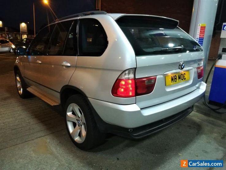 BMW X5 3.0D SPORT AUTO 2005 SILVER Leather Sat Nav Phone   #bmw #x5 #forsale #unitedkingdom