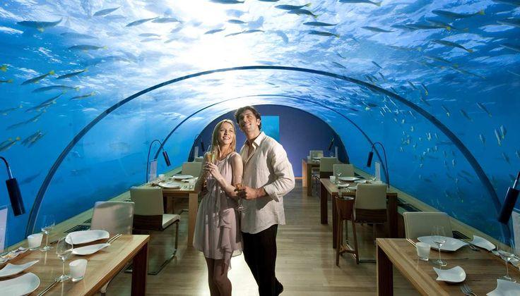 Maldives Luxury Resorts - Conrad