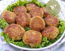 Croquettes thon & légumes