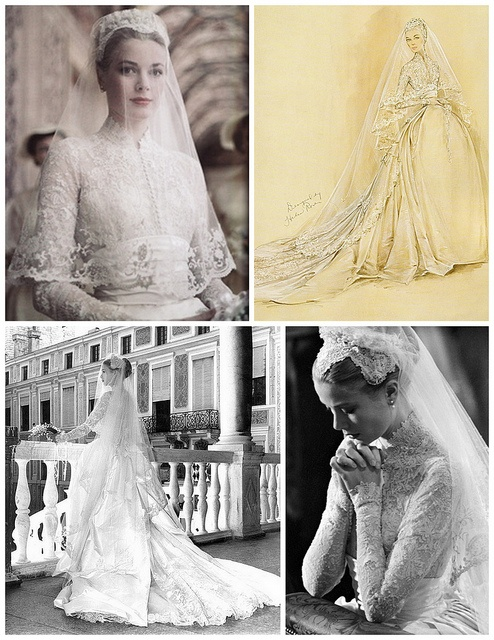 Princess Grace of Monaco by Lea Ann Belter Bridal, via Flickr