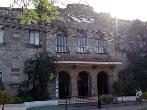 Casa de la Musica in Cuba. Where we danced the best Salsa music, ALL NIGHT LONG. #2009