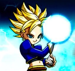 I honestly feel very bad for girls who watch Dragonball Z. Mainly because a FEMALE SUPER SAIYAN does not even exist in the official Toriyama cannon. Glad to see that girls can get their created character in Xenoverse and a selection of Female Saiyans in Dragonball Heroes--and, I'm a guy saying this. So, if that gives any extra additional satisfaction to Girl DBZ fans. I'm glad I could do that for you. #SonGokuKakarot