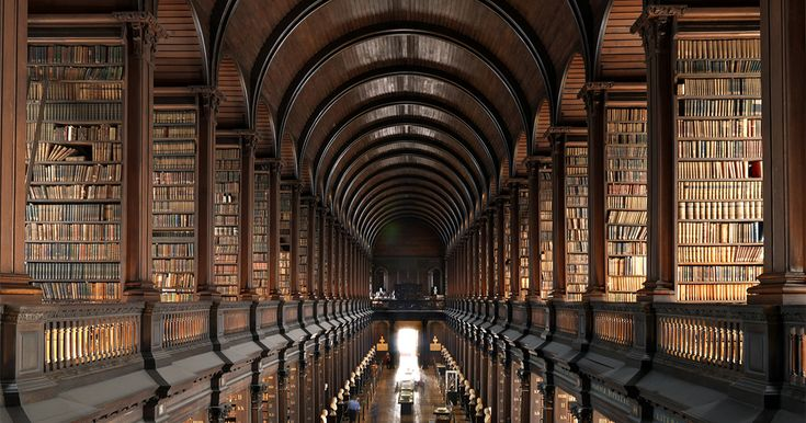 25+ Of The Most Majestic Libraries In The World | Bored Panda