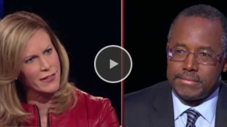 "(I so admire Dr Carson's patience...) Dr. Carson Crossfire ""Don't Judge A Book By Its Cover"""