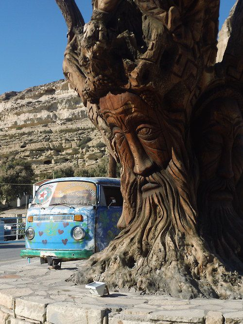 Matala | 10 Amazing Photos From Crete Island
