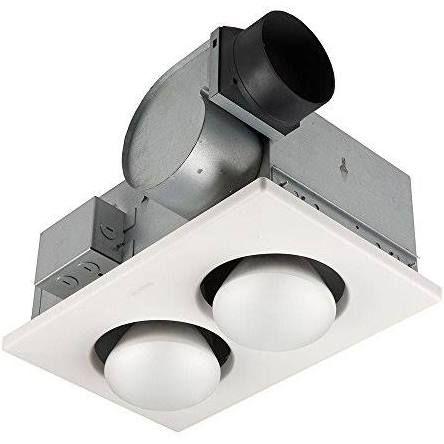 combo bathroom heat lamp exhaust fan - Google Search