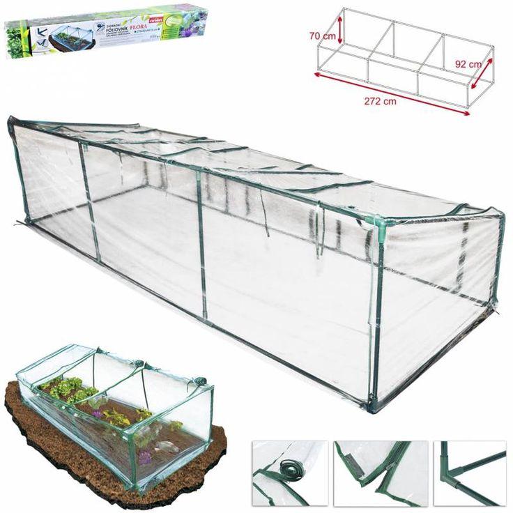 Šiltnamio savybės: puikus pasirinikimas daržovių, gėlių auginimui; stabili konstrukcija; lengvai pastatomas;