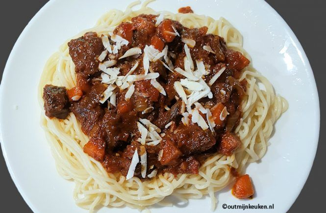 Recept pasta Napolitana