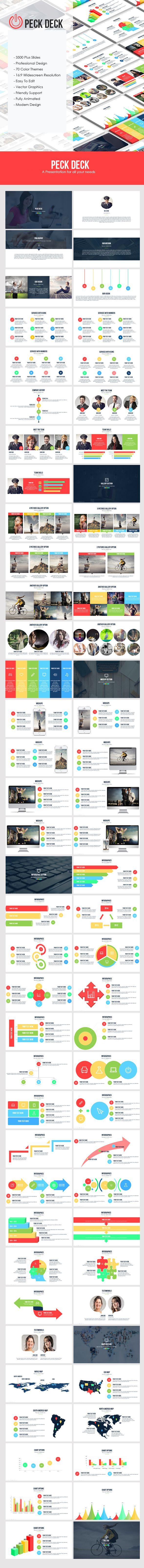 Peck Deck Keynote Template. Download here: http://graphicriver.net/item/peck-deck-keynote-template/16064034?ref=ksioks