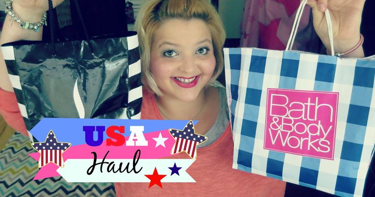 USA haul | Bath and Body Works, Sephora & More ☆