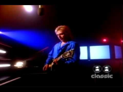 Benjamin Orr - Stay The Night  Ohio boy... we attended the same high school.  A great voice of the Cars... RIP Ben ♥