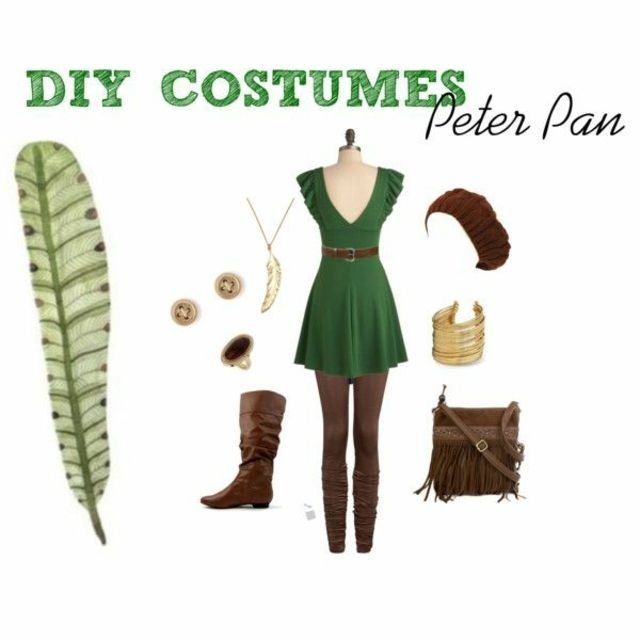 Best 20 Peter Pan Halloween Costumes Ideas On Pinterest No Signup Required Diy Peter Pan