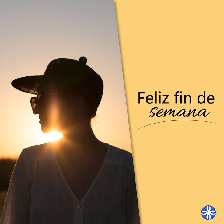 ¡Es hora de disfrutar del sol, del viento en tu rostro y del placer de descansar con tu familia y amigos! #FelizViernes #FelizFinDeSemana