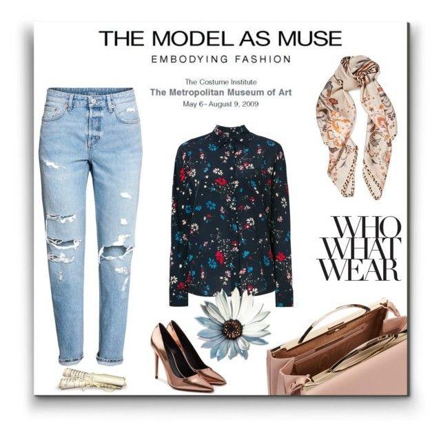 """Bez naslova #2"" by medinicab ❤ liked on Polyvore featuring Eddie Borgo, Balenciaga, Roberto Cavalli, Alexander Wang and Who What Wear"