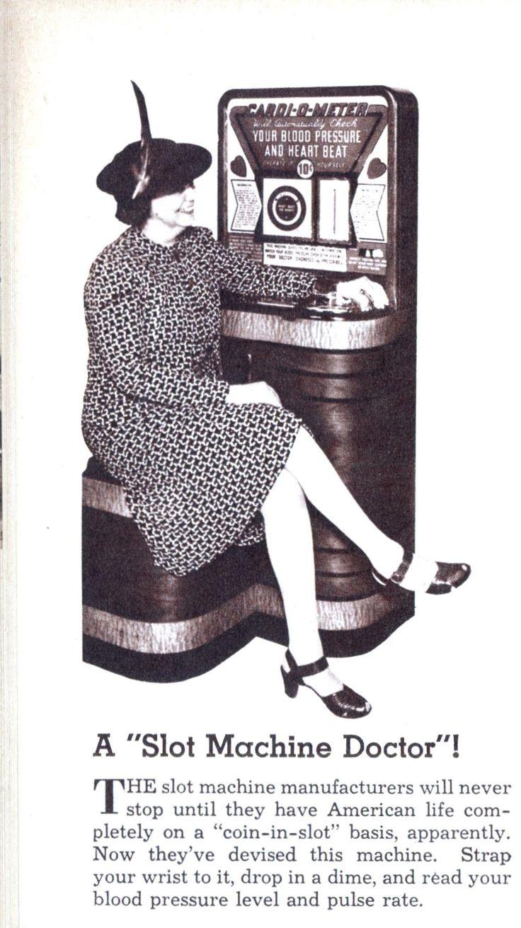 "A ""Slot Machine Doctor""! (Dec, 1941) | Modern Mechanix."