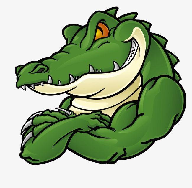 Vector Cartoon Crocodile Cartoon Crocodile Harden Png And Vector With Transparent Backgrou Ilustrasi Vektor Ilustrasi Karakter Gambar Serigala