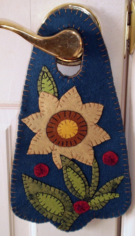 Hey, I found this really awesome Etsy listing at https://www.etsy.com/listing/184558218/oley-valley-primitives-flower-penny-rug