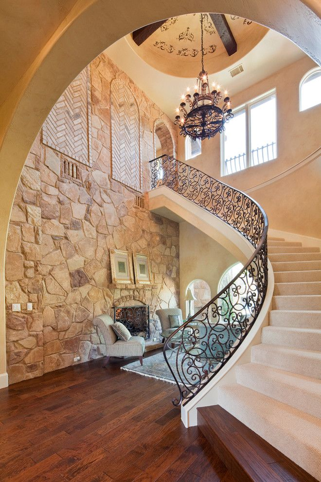 1458 Best Foyer Hallway Images On Pinterest Stairs