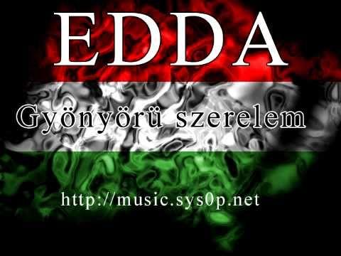 Edda - Elsiratlak gyönyörű szerelem (+lyrics)