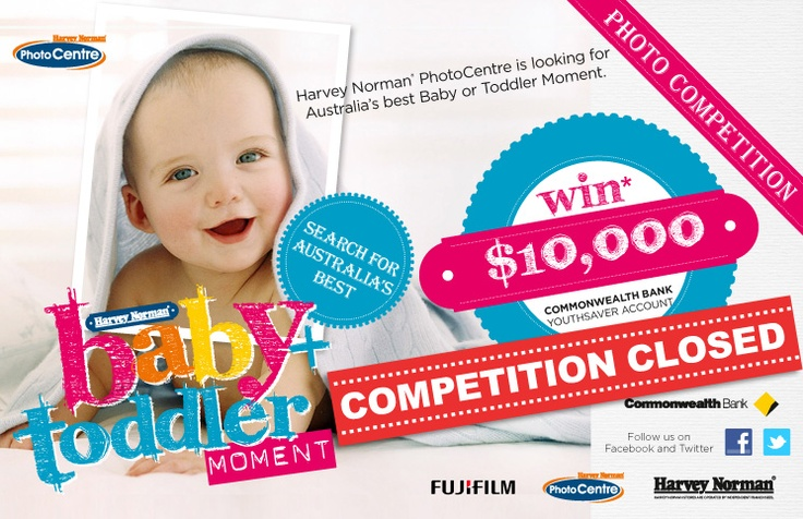 Harvey Norman Baby Comp