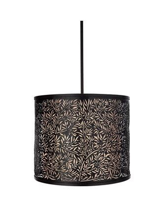 Quoizel Lighting UT2816K Utopia Collection Two Light Pendant in Mystic Black Finish | Quality Discount Lighting