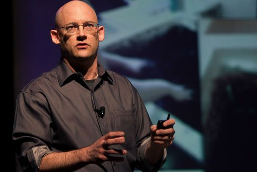 Clay Shirky: There Are No Rules To Creativity [Video] - props to @PSFK