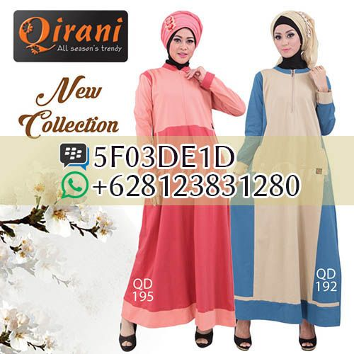 Qirani QD 195, Qirani QD 192, Qirani atasan 2016. Dapatkan item ini di distributor resmi Filaika.com Hubungi : SMS / Whatsapp : 08123831280 BBM : 5F03DE1D
