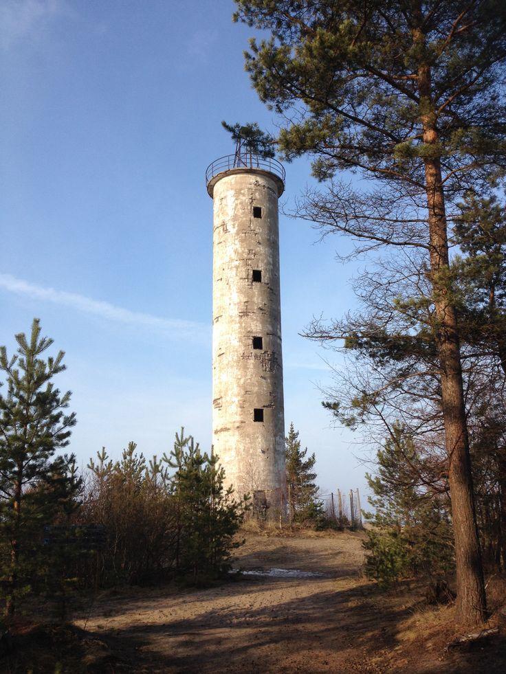 Old lighthouse Harrbåda, Karleby-Kokkola, Finland
